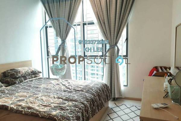 For Rent Serviced Residence at Vista Alam, Shah Alam Freehold Semi Furnished 3R/1B 1.6k