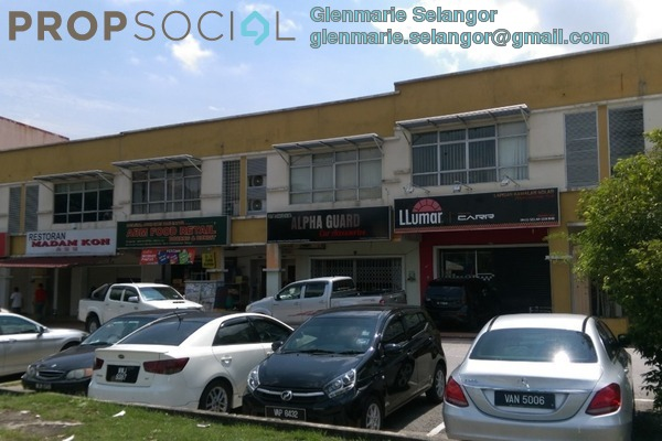 For Rent Shop at Hicom-Glenmarie Industrial Park, Shah Alam Freehold Semi Furnished 0R/2B 4k