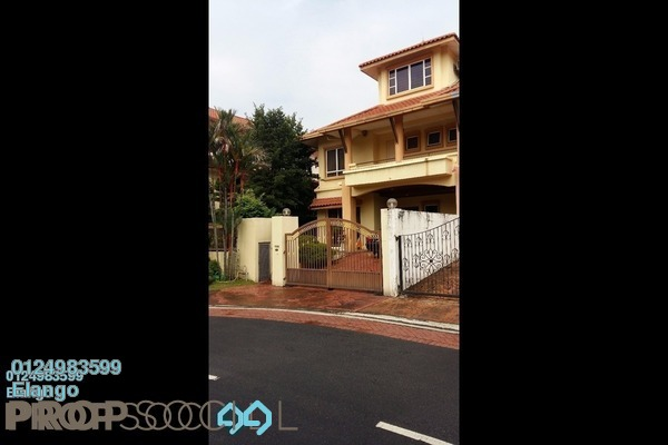 For Sale Semi-Detached at Glenmarie Courts, Glenmarie Freehold Semi Furnished 5R/3B 2.4m