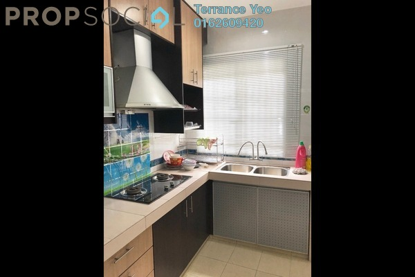 For Sale Terrace at Puteri 7, Bandar Puteri Puchong Freehold Semi Furnished 4R/3B 850k