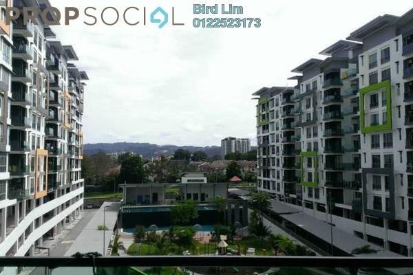 For Rent Terrace at Mahkota Garden Condominium, Bandar Mahkota Cheras Freehold Semi Furnished 4R/3B 1.25k