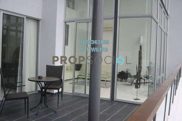 For Rent Condominium at Kiara 1888, Mont Kiara Freehold Semi Furnished 4R/6B 9k