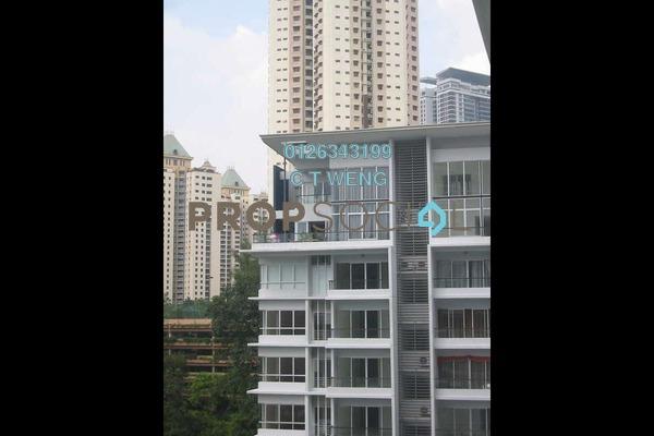For Sale Condominium at Kiara 1888, Mont Kiara Freehold Semi Furnished 4R/6B 2.49m