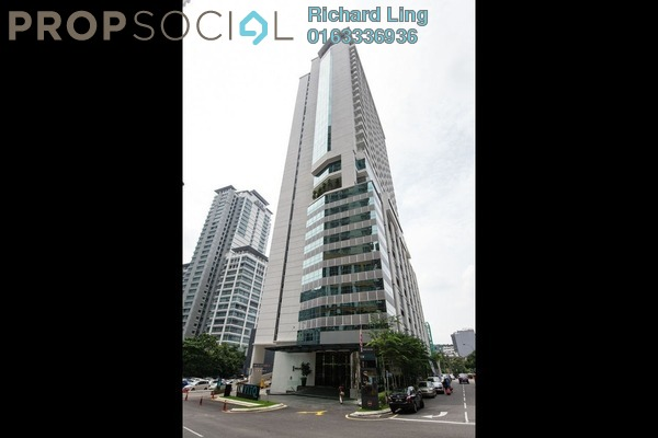 For Rent Condominium at VIDA, Bukit Ceylon Freehold Fully Furnished 3R/2B 4.8k