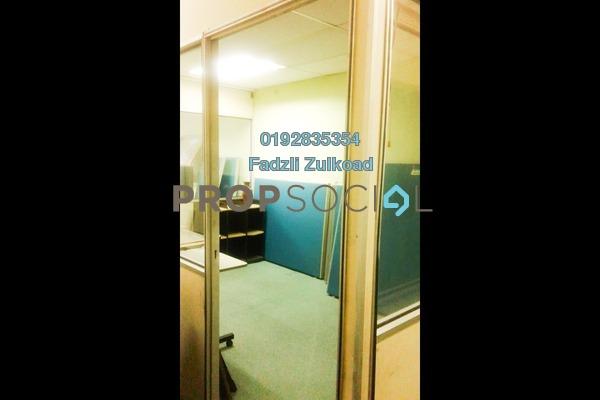 For Rent Office at Taman Nirwana, Ampang Freehold Semi Furnished 0R/1B 1.5k