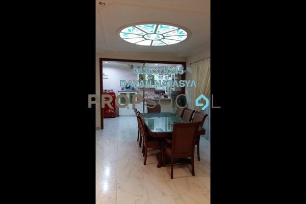 For Sale Semi-Detached at Taman Impian Gemilang, Kajang Freehold Semi Furnished 4R/3B 700k