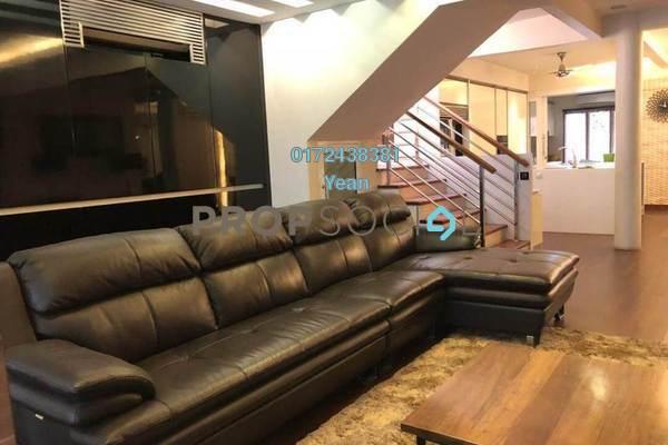 For Rent Terrace at BU4, Bandar Utama Freehold Fully Furnished 3R/3B 3.5k
