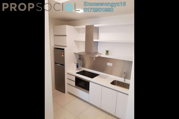 For Rent Condominium at EcoSky, Jalan Ipoh Freehold Fully Furnished 2R/2B 2k