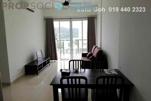 For Rent Condominium at Tropicana Bay Residences, Bayan Indah Freehold Fully Furnished 2R/2B 2k