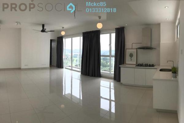 For Rent Condominium at Duet Residence, Bandar Kinrara Freehold Unfurnished 3R/2B 1.5k
