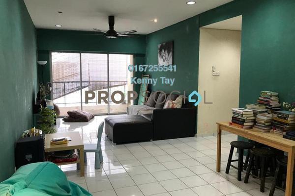For Sale Condominium at Menara Menjalara, Bandar Menjalara Freehold Semi Furnished 3R/2B 435k