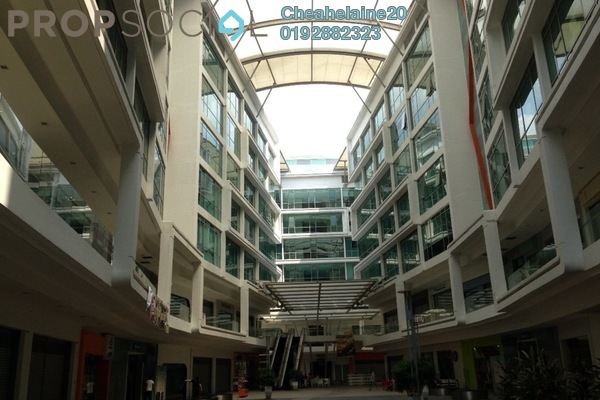 For Sale Office at Southgate, Sungai Besi Freehold Unfurnished 1R/1B 438k