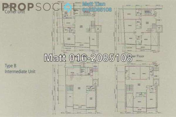 For Sale Condominium at Beverly Heights, Ukay Freehold Semi Furnished 5R/5B 2.1m