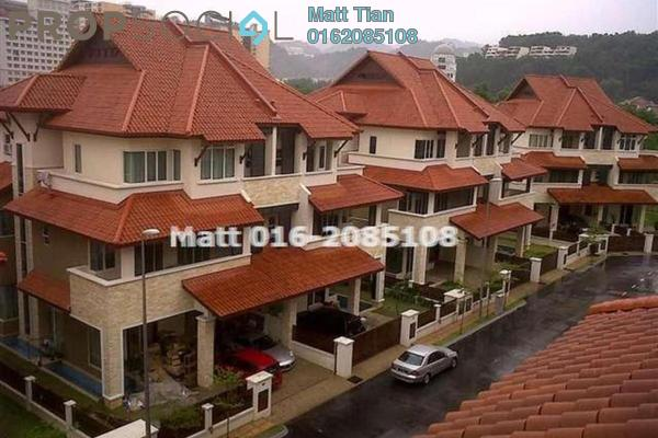 For Sale Semi-Detached at Beverly Heights, Ukay Leasehold Semi Furnished 6R/7B 2.05m