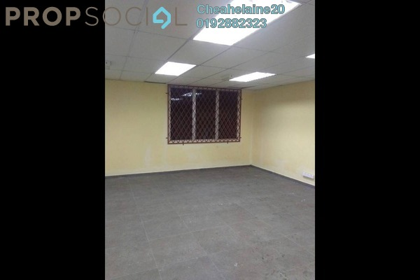 For Rent Office at Medan Putra Business Centre, Bandar Menjalara Freehold Unfurnished 1R/1B 1.1k
