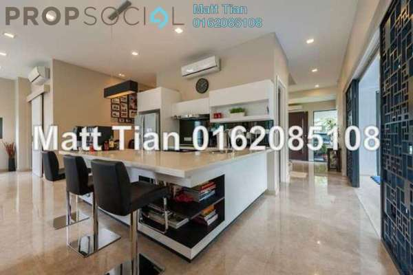For Sale Bungalow at Twin Palms, Kemensah Freehold Semi Furnished 6R/7B 3.88m