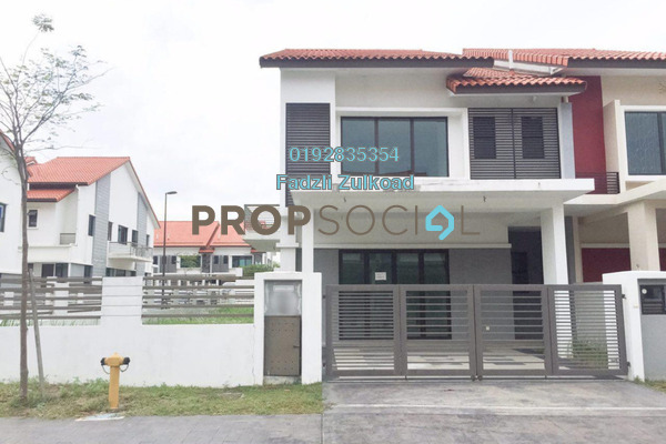 For Sale Terrace at Pentas, Alam Impian Freehold Unfurnished 4R/5B 1.05m
