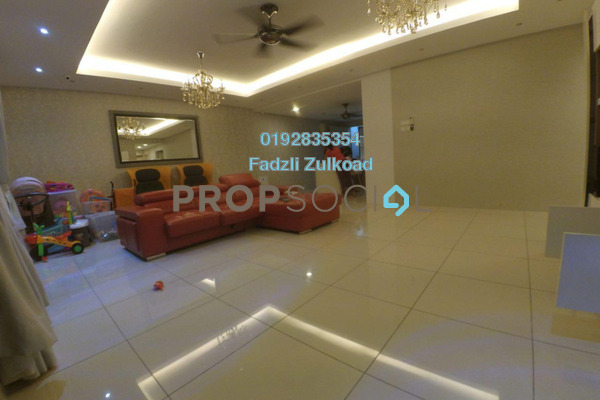 For Sale Condominium at Platinum Lake PV20, Setapak Leasehold Unfurnished 3R/2B 600k