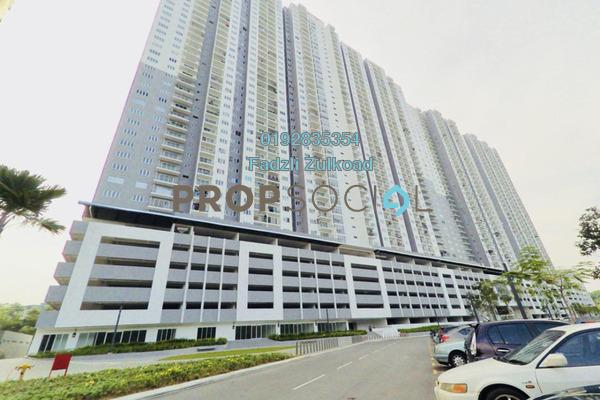 For Rent Apartment at PPA1M Bukit Jalil, Bukit Jalil Freehold Semi Furnished 3R/2B 1.3k