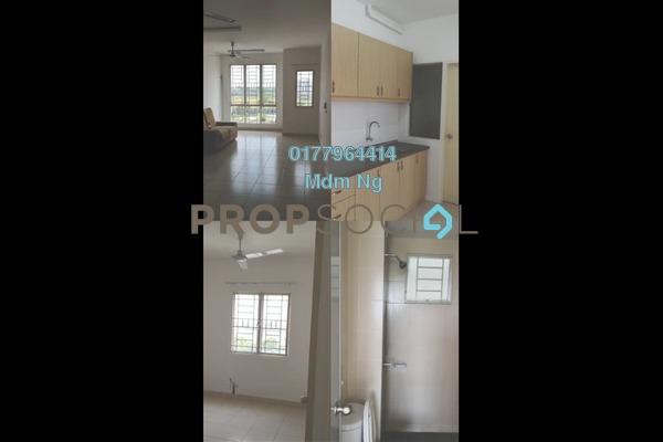 For Rent Condominium at Seri Baiduri, Setia Alam Freehold Semi Furnished 3R/2B 1k