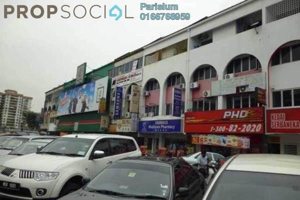 For Rent Apartment at Pandan Jaya, Pandan Indah Freehold Unfurnished 2R/1B 900translationmissing:en.pricing.unit