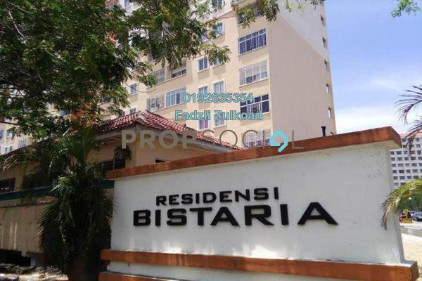 For Sale Apartment at Residensi Bistaria, Ukay Freehold Unfurnished 3R/2B 270k