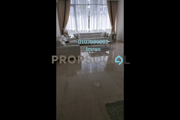 For Rent Condominium at Sunway Vivaldi, Mont Kiara Freehold Fully Furnished 3R/4B 8k