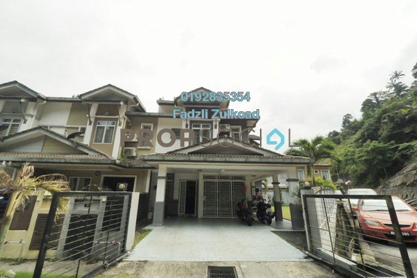 For Sale Terrace at Ukay Perdana, Ukay Leasehold Semi Furnished 4R/3B 1.25m