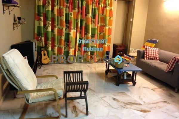 For Sale Apartment at Vista Lavender, Bandar Kinrara Freehold Semi Furnished 3R/2B 240k
