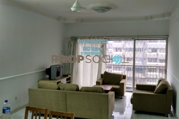 For Sale Apartment at Seri Cendekia Apartment, Cheras Freehold Unfurnished 3R/2B 320k