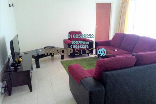 For Rent Condominium at Andalucia, Pantai Freehold Fully Furnished 2R/2B 2.9k