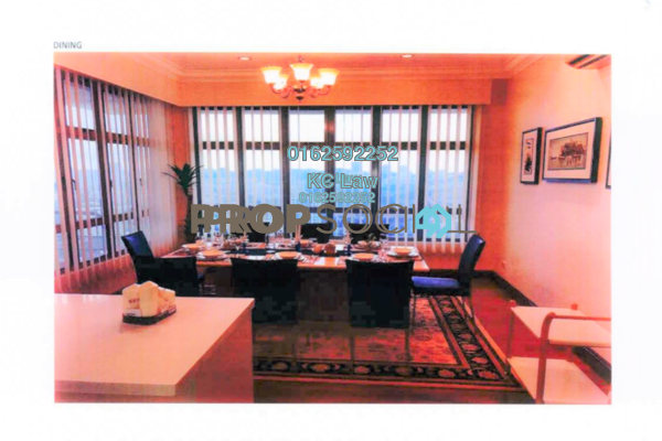 For Sale Condominium at Sri Langit, Seputeh Freehold Fully Furnished 4R/4B 2.5m