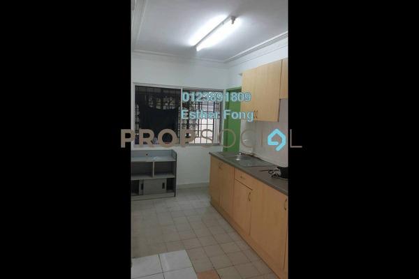 For Rent Apartment at Lestari Apartment, Damansara Damai Freehold Semi Furnished 3R/2B 650translationmissing:en.pricing.unit