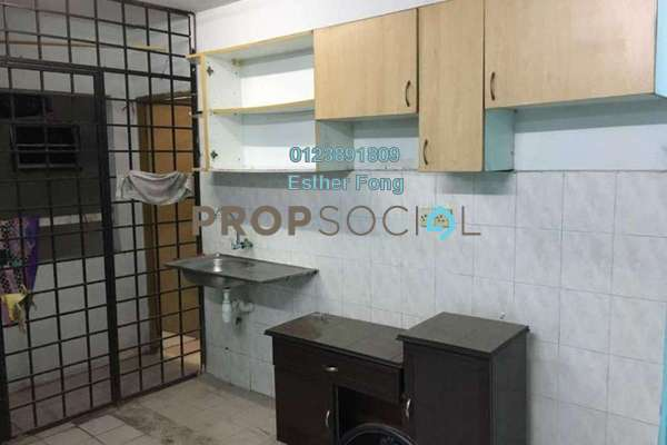 For Rent Apartment at Lestari Apartment, Damansara Damai Freehold Semi Furnished 3R/2B 600translationmissing:en.pricing.unit