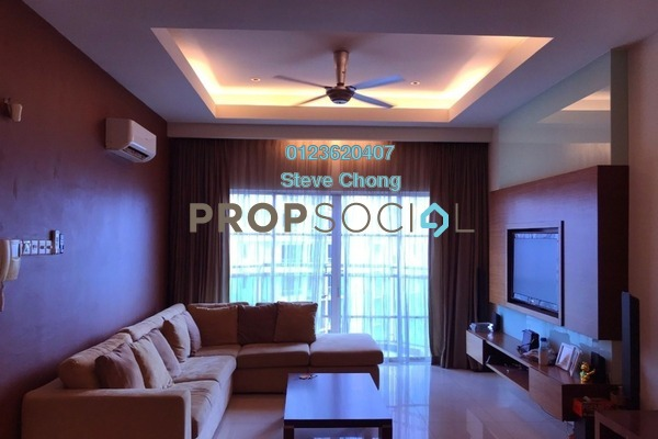 For Sale Condominium at Hartamas Regency 2, Dutamas Freehold Fully Furnished 3R/3B 795k