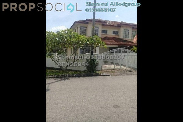 For Sale Terrace at Bandar Tasik Kesuma, Semenyih Freehold Unfurnished 4R/3B 480k