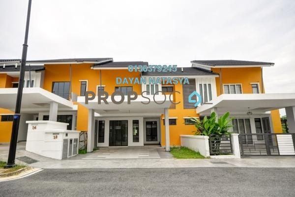 For Sale Superlink at Precinct 11, Putrajaya Freehold Unfurnished 5R/6B 1.19m