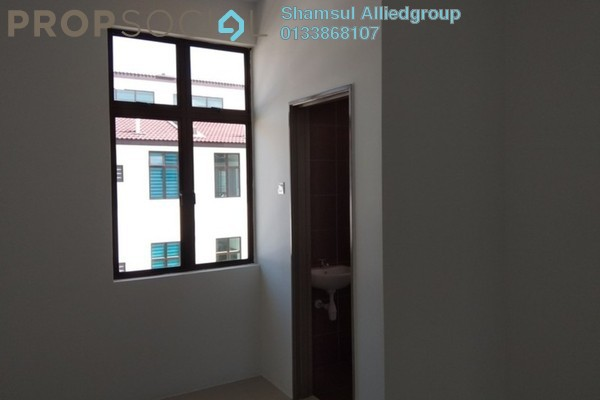 For Sale Terrace at Greenwoods @ Salak Perdana, Sepang Freehold Unfurnished 4R/4B 550k