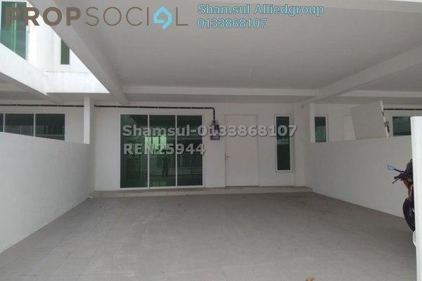 For Sale Superlink at Elvina, Bandar Sri Sendayan Freehold Unfurnished 4R/4B 560k