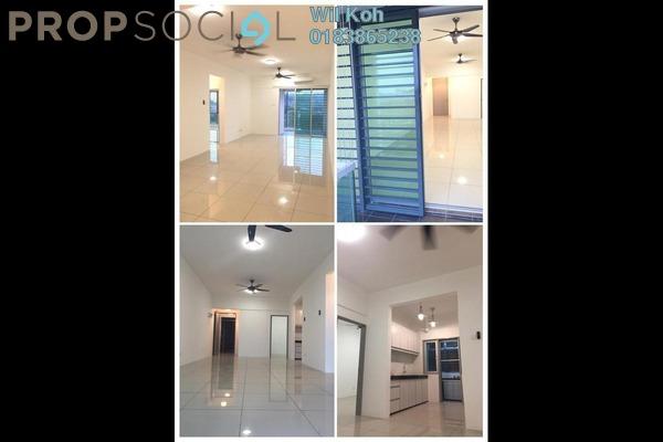 For Rent Condominium at Silk Residence, Bandar Tun Hussein Onn Freehold Semi Furnished 3R/2B 1.4k