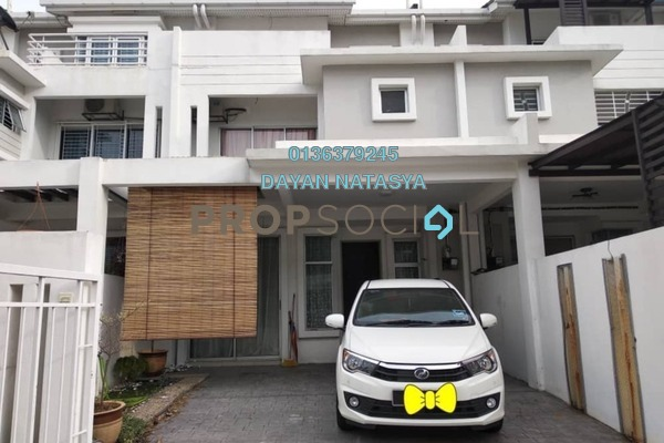 For Sale Terrace at Seksyen 8, Bandar Baru Bangi Freehold Semi Furnished 5R/4B 700k