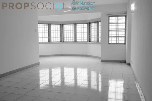 For Rent Condominium at Heritage, Setapak Freehold Unfurnished 3R/2B 1.4k