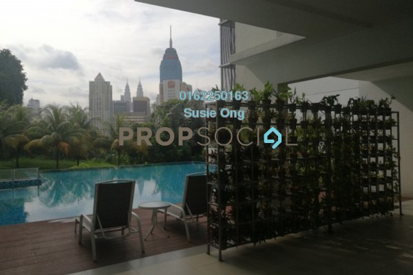 For Sale Condominium at Kenny Hills Residence, Kenny Hills Freehold Semi Furnished 4R/6B 3.8m