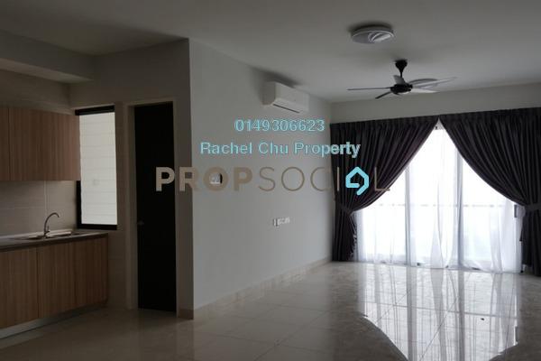 For Rent Condominium at 9INE, Batu 9 Cheras Freehold Semi Furnished 3R/2B 1.35k