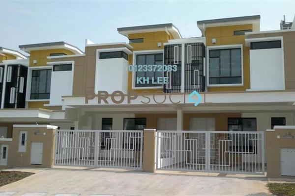 For Rent Terrace at Setia Indah, Setia Alam Freehold Unfurnished 4R/3B 1.3k