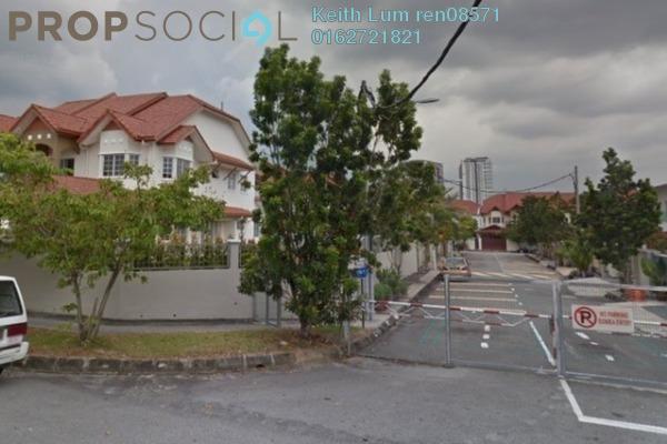 For Sale Semi-Detached at Taman Sri Endah, Sri Petaling Freehold Fully Furnished 5R/5B 2.5m