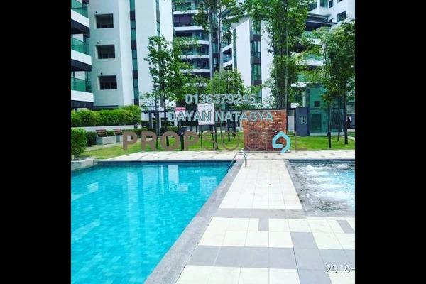 For Sale Condominium at Serin Residency, Cyberjaya Freehold Semi Furnished 3R/2B 430k