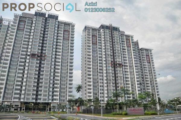 For Sale Condominium at Dwiputra Residences, Putrajaya Freehold Unfurnished 3R/2B 470k