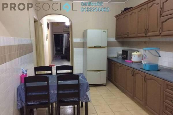 For Sale Terrace at Taman Setapak Indah, Setapak Freehold Semi Furnished 3R/2B 575k