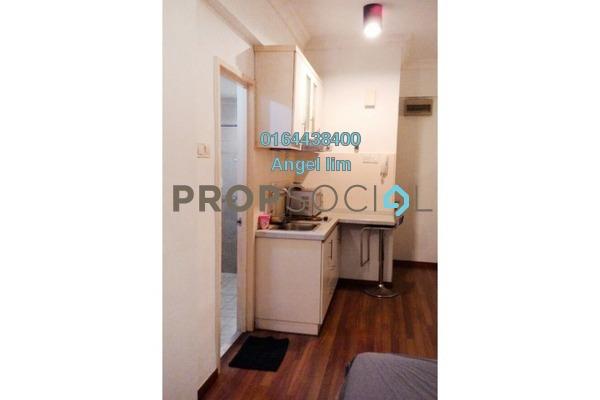 For Rent Condominium at Casa Mutiara, Pudu Freehold Fully Furnished 1R/1B 1.6k